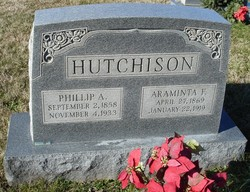 Araminta F. <I>Fleming</I> Hutchison