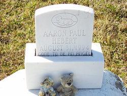 Aaron Paul Hebert