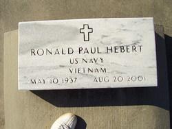 Ronald Paul Hebert
