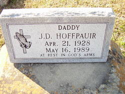 "Jearald D. ""J.D."" Hoffpauir"