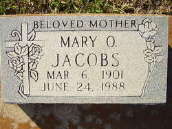 Mary O. Jacobs