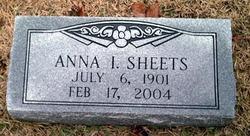Anna I Sheets