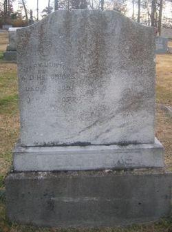 William D Hendricks