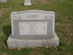 Benjamin H Gorby