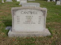 Caleb E Cantwell