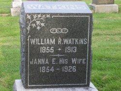 William R Watkins