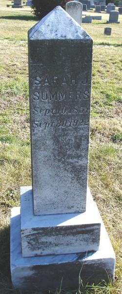 Sarah J. Summers