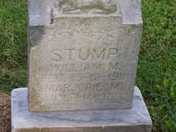 Marjorie M Stump