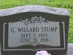 G Willard Stump