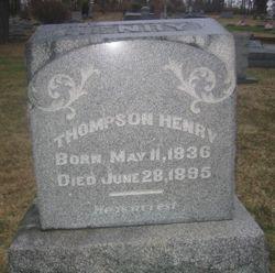 Thompson Henry