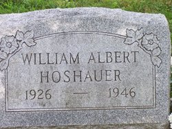 William Albert Hoshauer