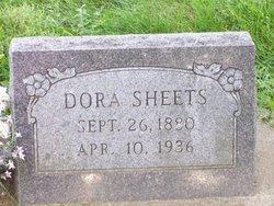 Dora Mae <I>Dines</I> Sheets