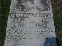 Lourena Victoria <I>Smith</I> Cowser