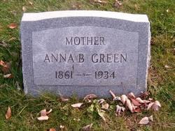 Anna B Green