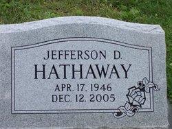 Jefferson D. Hathaway