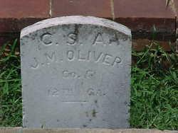J. M. Oliver