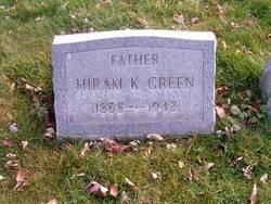 Hiram K Green