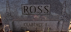 Clarence E Ross