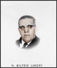 Wilfrid Emile Landry