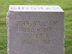 John William Bingham