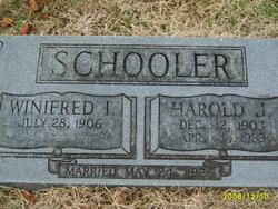 Winifred I. Schooler