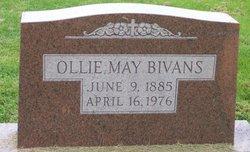 Ollie May Bivans