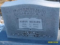 Aaron Richard Schopp