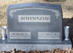 Pearle A. <I>McGirk</I> Johnson