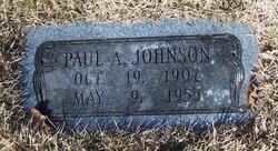 Paul Asa Johnson
