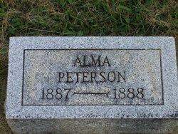 Alma Peterson