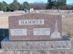 "Alonzo L. ""Lonnie"" Hammer"