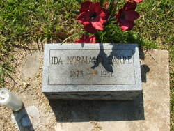 Ida <I>Normand</I> Barre