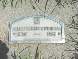 Lillie B. Browning