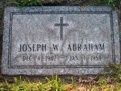 Joseph W Abraham