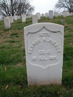 PVT George H. Pierce