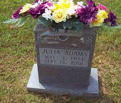 Julia Adams
