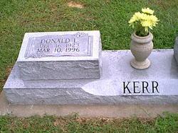 Donald Leon Kerr