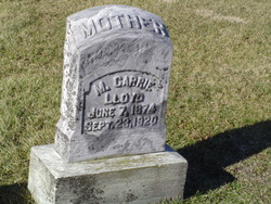 M. Carrie <I>Bartholomew</I> Lloyd