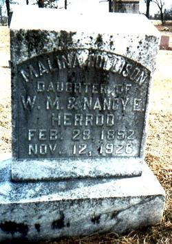 Mary Malina <I>Harrod</I> Collison