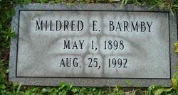 Mildred Ethel Barmby