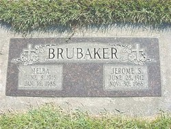 Melba Carter <I>Sweet</I> Brubaker