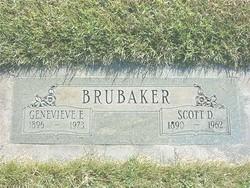 Genevieve Elizabeth <I>Wilde</I> Brubaker