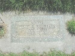 Elsie Anna <I>Shank</I> Brubaker