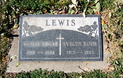 Evelyn Ruth <I>Stevens</I> Lewis