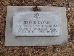 Jesse R Dysart