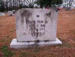 Frank Fain, Jr