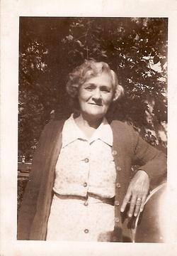 Julia Etta <I>Kibler</I> Buhrmaster - Simmons