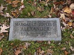 Margaret <I>Jopling</I> Alexander
