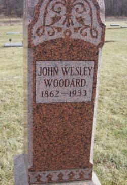 John Wesley Woodard