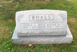 Beulah Mae <I>Smith</I> Boals